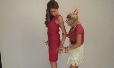 Despina Vandi for CHIP & CHIP: Δείτε τις πρώτες φωτογραφίες από τη νέα σειρά ρούχων της Ελληνίδας σταρ