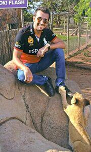 Θάνος Πετρέλης: Το ταξίδι του στη Νότια Αφρική