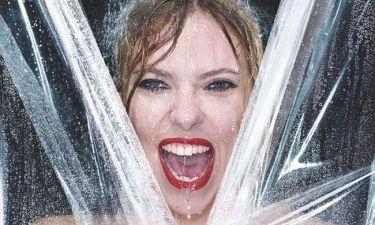 Scarlett Johansson: Το… «Ψυχώ» εξώφυλλο στο V