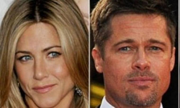 Brad Pitt - Jennifer Aniston: Wedding - πόλεμος για το ποιούς διάσημους κοινούς φίλους θα πάρουν με το μέρος τους!