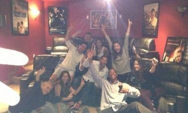 Eva Longoria: Οι πανηγυρισμοί για τη νίκη Obama