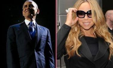 Mariah Carey: Έδωσε στην κυκλοφορία το νέο της τραγούδι για χάρη του Barack Obama