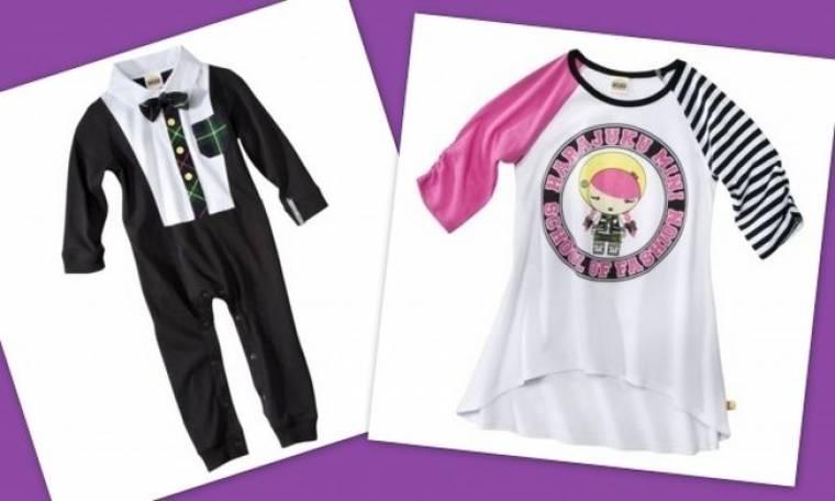 Gwen Stefani: Νέα σχέδια από την παιδική της κολεξιόν