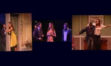 «Το κοροϊδάκι της δεσποινίδος»: Δείτε πλάνα από την παράσταση