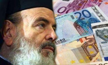 «Θα μας κυβερνούν τραπεζίτες» είχε προφητεύσει ο Χριστόδουλος!