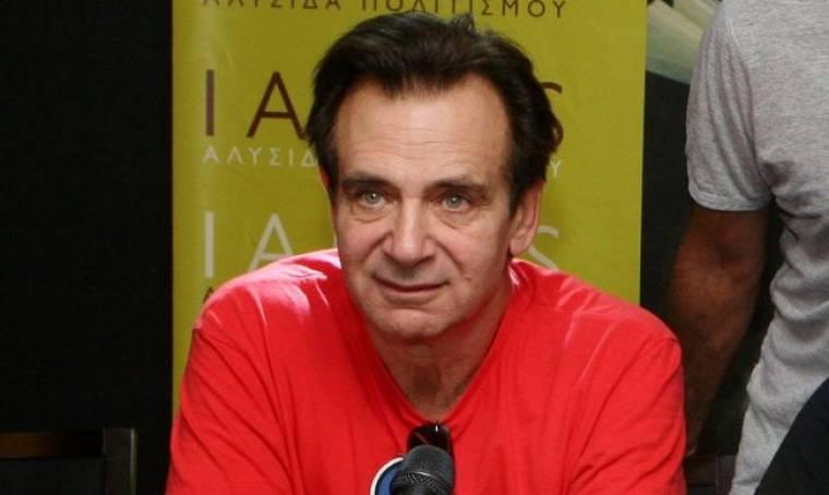 Αλέξανδρος Αντωνόπουλος: «Φοβάμαι το αύριο»