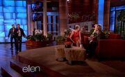 Σε ποια έκανε… bachelorette party η Ellen DeGeneres