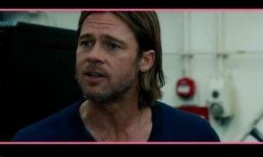 Brad Pitt: Το trailer του World War Z!