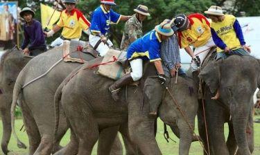 Naomi Campbell: Μέχρι και παιχνίδι πόλο με ελέφαντες ήθελε για το πάρτι του συντρόφου της