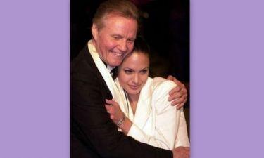 Η Αντζελίνα Τζολί και η «ψυχρή» σχέση με τον πατέρα της