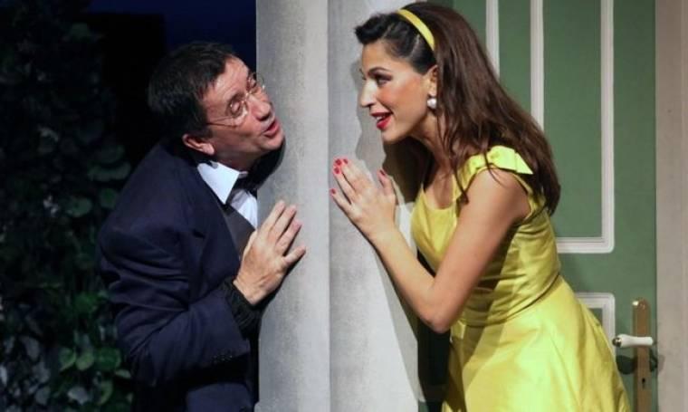 Σπύρος Παπαδόπουλος: «Η Κατερίνα πια είναι μια ώριμη ηθοποιός»