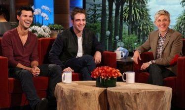Το… διαφορετικό τέλος του Breaking Dawn Part 2 και το ανοιχτό φερμουάρ του Robert Pattinson
