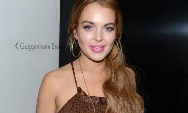 Lindsay Lohan: Διέλυσε μόνη της την Porsche
