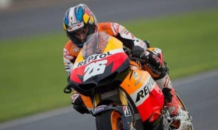 Moto GP-Βαλένθια: Ταχύτερος ο Πεδρόσα