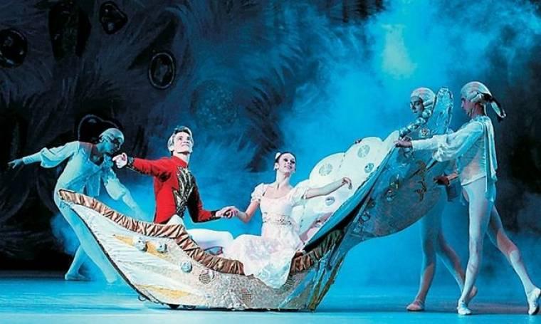 Μαγεία από το μπαλέτο του Κρεμλίνου!