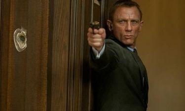 O… James Bond δεν γυρίζει μόνος τις επικίνδυνες σκηνές