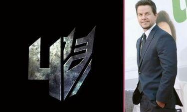 Ο Mark Wahlberg στο Transformers 4