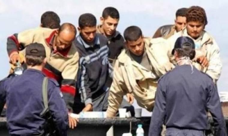 Στο Βόλο συνελήφθησαν οι λαθρομετανάστες, στη Λάρισα οι διακινητές