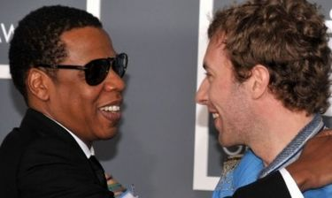 Jay Z και Coldplay: Μαζί στη σκηνή την παραμονή της Πρωτοχρονιάς