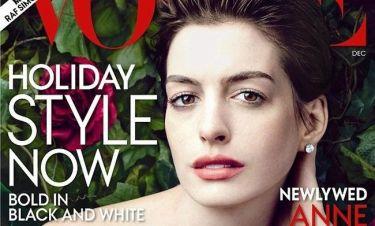 Anne Hathaway: Μιλά στο Vogue για τις επιπτώσεις που είχε η απώλεια βάρους για το Les Miserables