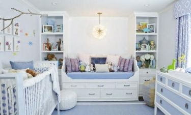 Molly Sims: Μας ξεναγεί στο δωμάτιο του γιου της