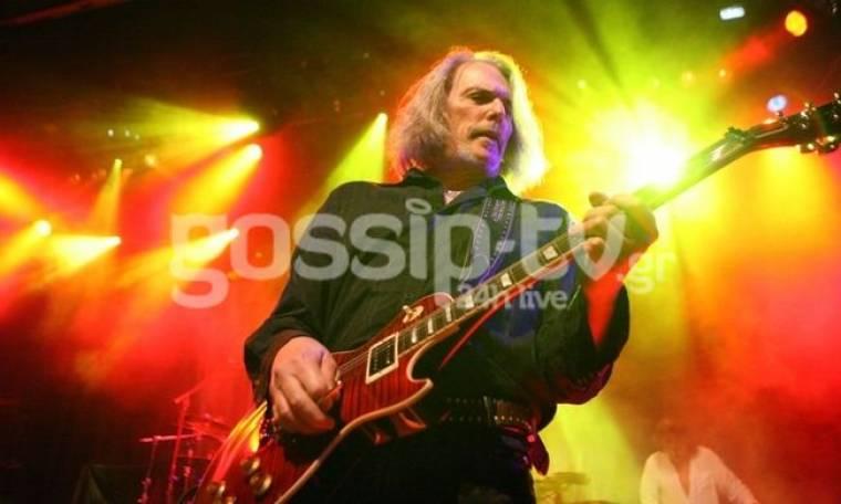Η συναυλία των Thin Lizzy στην Αθήνα!