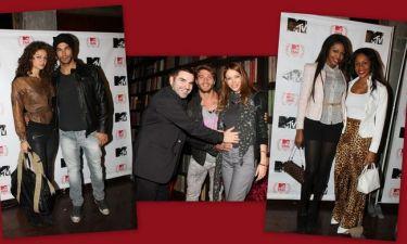 Ήταν όλοι εκεί… στο πάρτι του MTV!