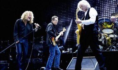 Οι «Zeppelin» στο Μέγαρο Μουσικής