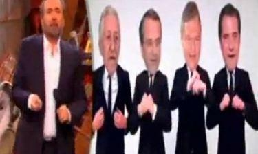 Ο Λάκης Λαζόπουλος και το  «Πουλάκι Τσίου»