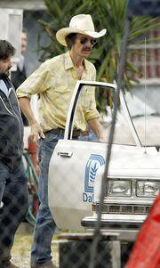 Matthew McConaughey: Με ματωμένο πρόσωπο στα πλατό!