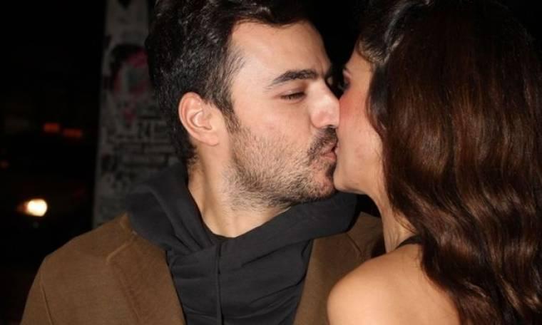 Παπουτσάκη-Πιλαφάς: Καυτά φιλιά στην πρεμιέρα