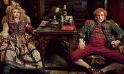 Η Annie Leibovitz φωτογραφίζει τα πορτρέτα των χαρακτήρων των Αθλίων