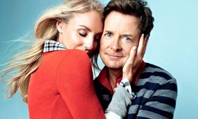 Ο Michael J Fox, στη νέα διαφήμιση της GAP