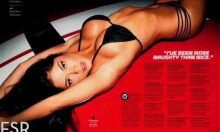 UFC: Νέο εξώφυλλο για Celeste (photos)