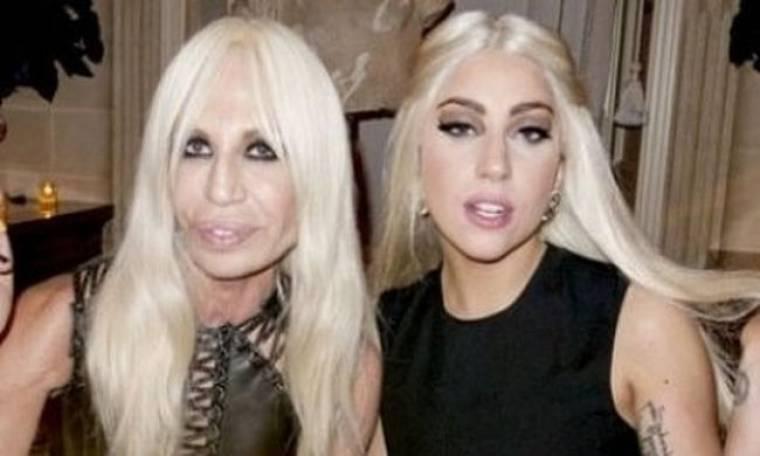 Versace: Θα σχεδιάσει τα νέα κοστούμια της Lady GaGa;