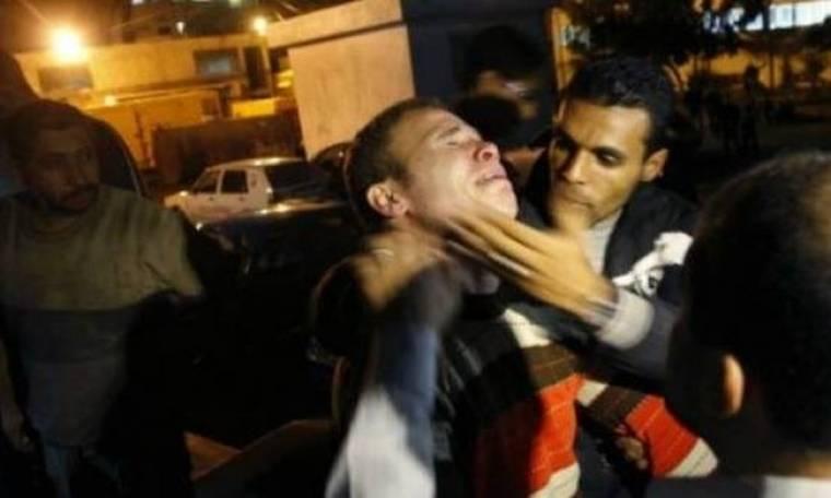 ΕΙΚΟΝΑ – ΣΟΚ: Ένα βρέφος 11 μηνών νεκρό στη Γάζα