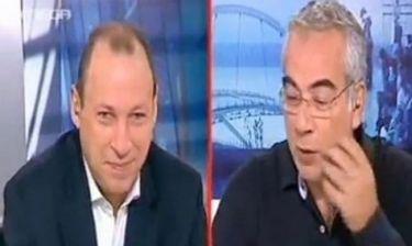 Δημήτρης Καμπουράκης: Γιατί έλειπε από την εκπομπή «Κοινωνία ώρα Mega»