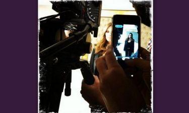 Έλλη Κοκκίνου: Δείτε την στα γυρίσματα του video clip για το «Καρδιά από γυαλί»