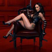 Η Maggie Q ως Nikita, τα δερμάτινα και το τατουάζ! 3 φαντασιώσεις σε 1