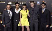 Kristen Stewart – Robert Pattinson: Οι αγκαλιές στην πρεμιέρα της Μαδρίτης