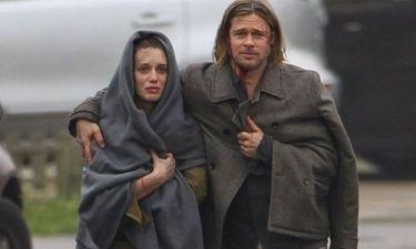 Brad Pitt: Γυρίζοντας νέες σκηνές για το World War Z