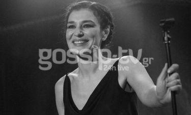 Η Μαρία Ναυπλιώτου και σε ρόλο τραγουδίστριας. Ποιοι την απόλαυσαν!