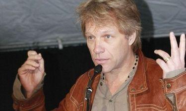 Jon Bon Jovi: Σε κακή κατάσταση μετά την περιπέτεια της κόρης του