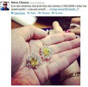 Απίστευτο! Η τύχη «χαμογέλασε» σε Έλληνα στιλίστα… Έχει στα χέρια του 2.500.000 δολάρια! (φωτό)