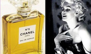 Όταν η Marilyn δήλωνε ότι φοράει μόνο Chanel No5 στο κρεβάτι!