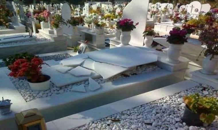 Εταιρία καλλυντικών προσφέρει χορηγία σε νεκροταφείο!