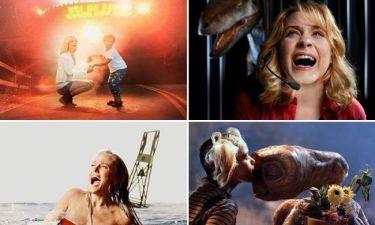 Harper's Bazaar: Αφιέρωμα στις πιο εικονικές ταινίες του Steven Spielberg