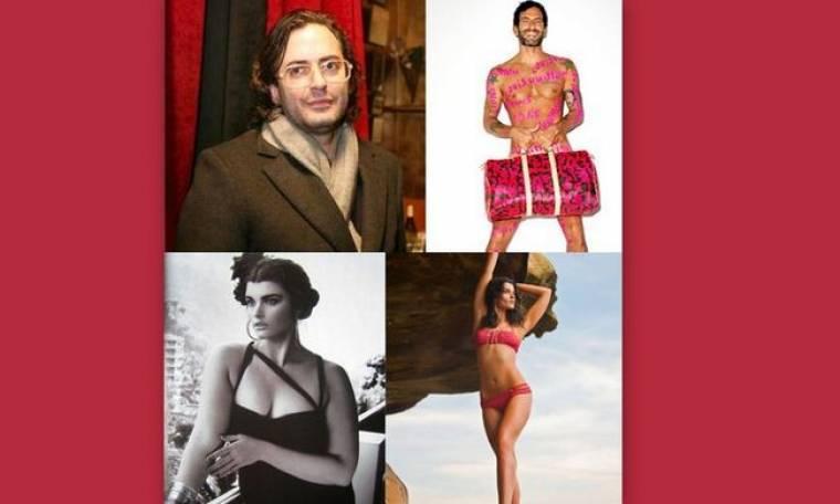 Οι 5 «θεοί» της μόδας που κάποτε ήταν... διπλοί!