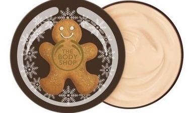 Ginger Sparkle: το πιο γιορτινό και yummy Body Butter!