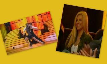 Dancing with the stars: Γιώργος Τσαλίκης: Το δημόσιο «σ΄αγαπώ» στη γυναίκα του και το «αυστηρό» τανγκό